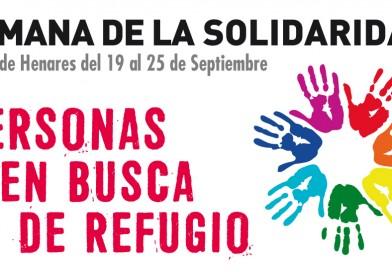 Cierre de la Semana de la Solidaridad en Alcalá de Henares