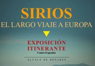 """EXPOSICIÓN FOTOGRÁFICA """"SIRIOS, EL LARGO VIAJE A EUROPA"""""""