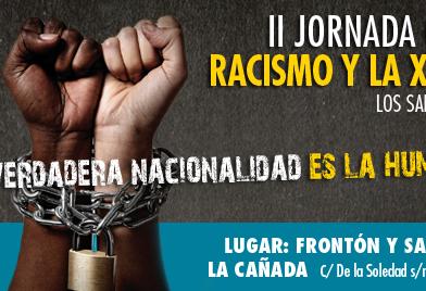 II Jornada contra el racismo y la xenofobia
