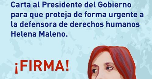 #JusticiaParaElenaMaleno